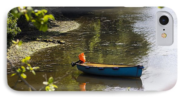 Tranquil Mooring IPhone Case by Brian Roscorla