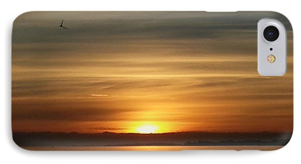 IPhone Case featuring the photograph Tranquil Morning View by Joetta Beauford