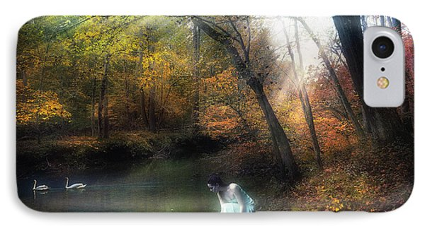 IPhone Case featuring the photograph Tranquil Place by John Rivera