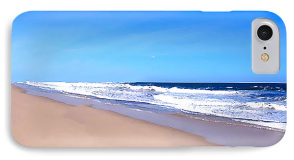 Tranquility II By David Pucciarelli  IPhone Case by Iconic Images Art Gallery David Pucciarelli