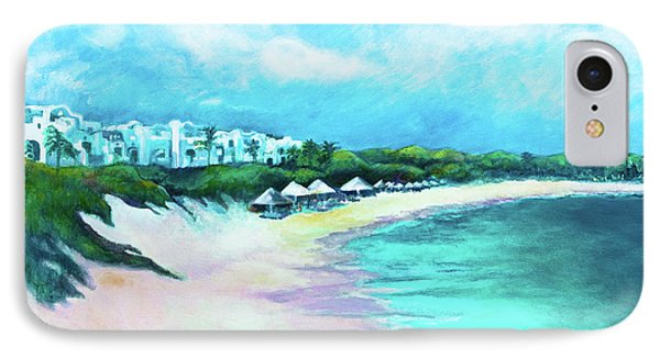 Tranquility Anguilla IPhone Case