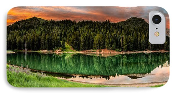 Tranquility Phone Case by Brett Engle