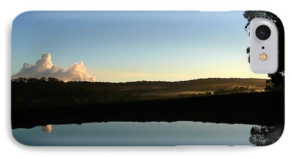 IPhone Case featuring the photograph Tranquility by Evelyn Tambour