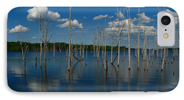 IPhone Case featuring the photograph Tranquility II by Raymond Salani III