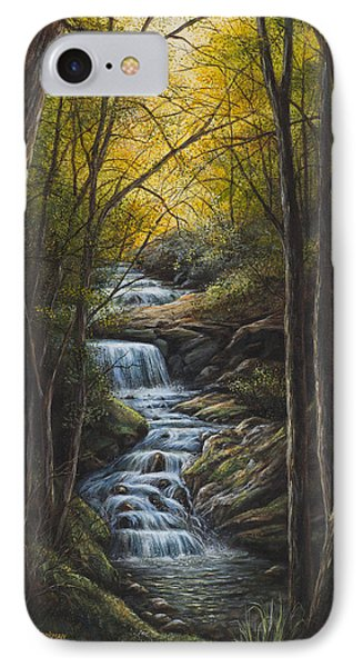 Tranquility IPhone Case by Kim Lockman