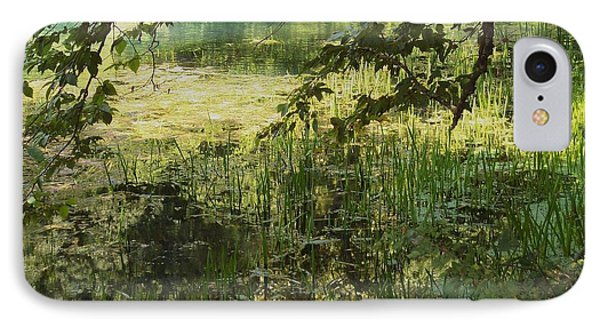 Tranquility IPhone Case by Mary Wolf