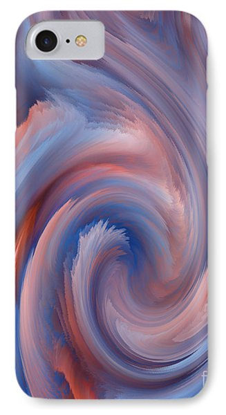 Tranquilizer Phone Case by Patricia Kay