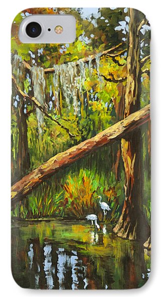 IPhone Case featuring the painting Tranquillity by Dianne Parks
