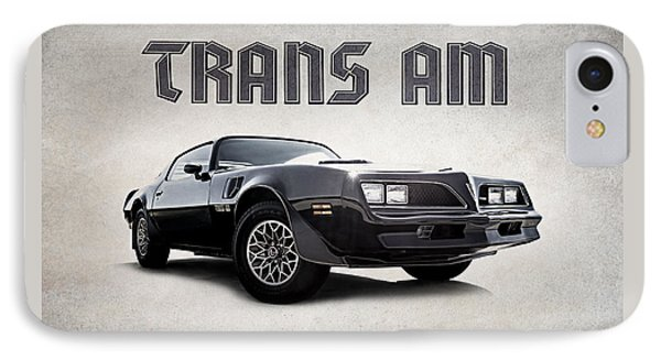 Trans Am IPhone Case by Douglas Pittman