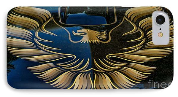 Trans Am Eagle Phone Case by Paul Ward