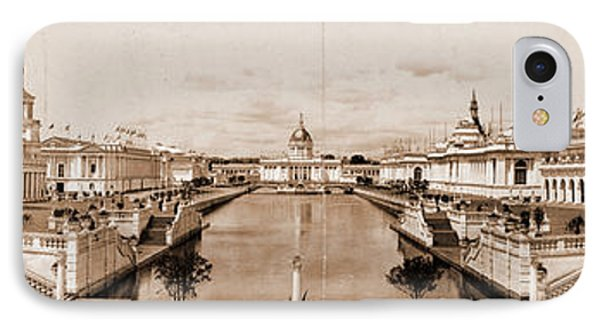 Trans-mississippi Exposition, Grand Court IPhone Case