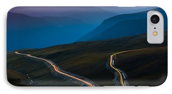 IPhone Case featuring the photograph Transalpina by Mihai Andritoiu