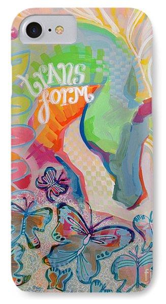 Unicorn iPhone 7 Case - Transform by Kimberly Santini