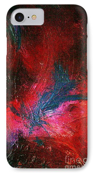 IPhone Case featuring the painting Transformation by Jacqueline McReynolds