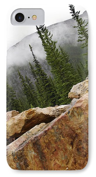 IPhone Case featuring the photograph Transition by Rhonda McDougall