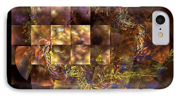 Translucence Phone Case by Olga Hamilton