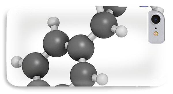 Tranylcypromine Antidepressant Drug IPhone Case by Molekuul