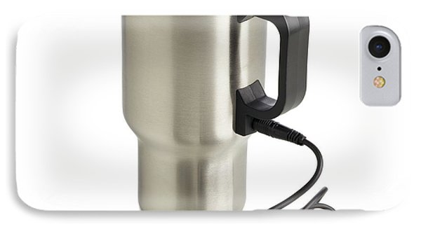 Travel Mug And Car Charger IPhone Case