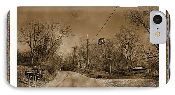 Traveling Through Oz IPhone Case by Betsy Knapp