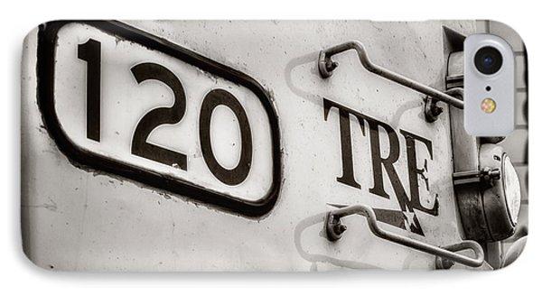 Tre 120 Phone Case by Joan Carroll