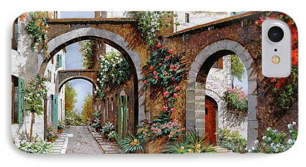 Tre Archi Phone Case by Guido Borelli