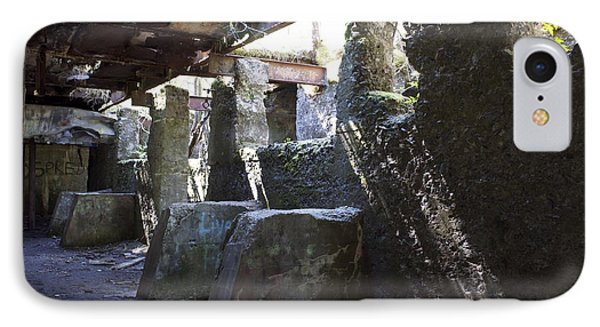 Treadwell Mine Interior IPhone Case