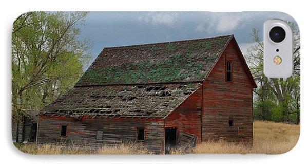 Treasure County Barn IPhone Case
