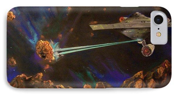 Trek Adventure IPhone Case by Peter Suhocke