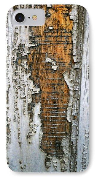 Tree Bark 2 IPhone Case