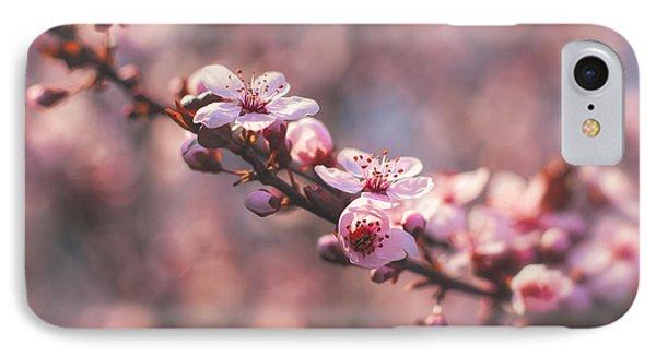 Tree Branch Bloom IPhone Case