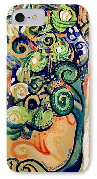 Tree Candy 2 Phone Case by Genevieve Esson