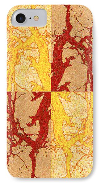 Tree Dance Phone Case by Christopher Byrd