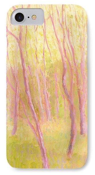 Tree Dance IPhone Case by J Reifsnyder