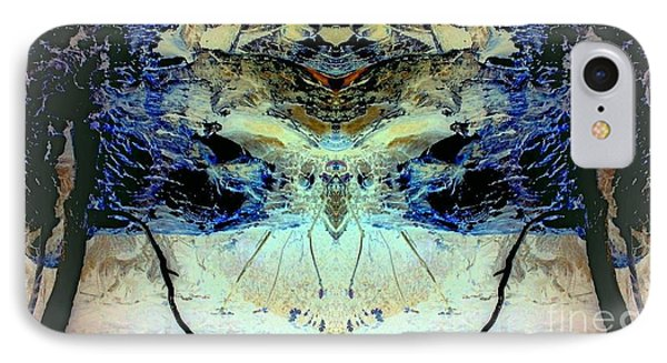 Tree Fairy1 IPhone Case by Karen Newell