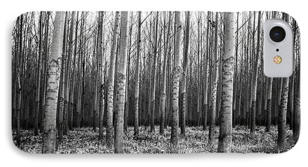 Tree Farm Phone Case by Chalet Roome-Rigdon
