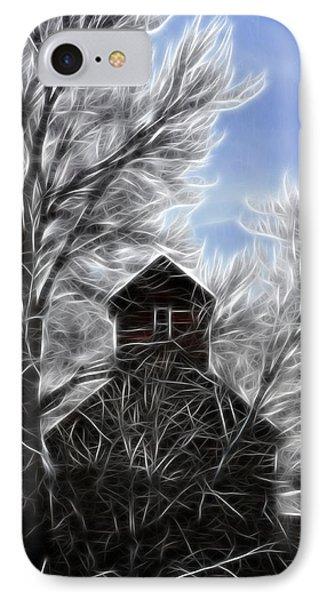 Tree House Phone Case by Steve McKinzie