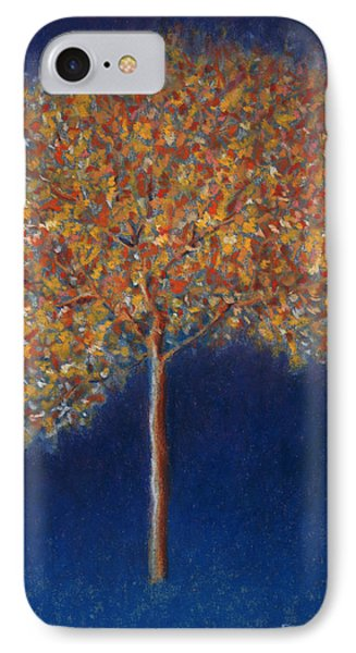 Tree In Blossom IPhone Case