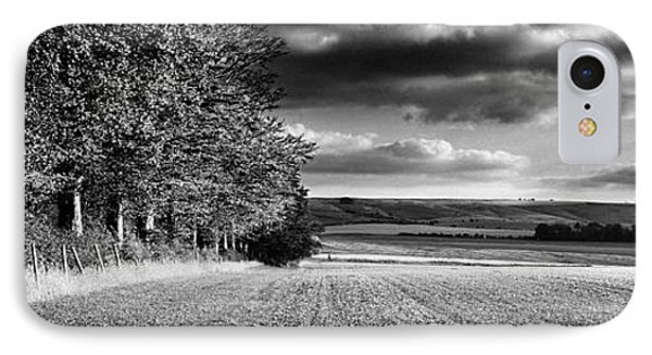 Tree Line IPhone Case by Rod McLean