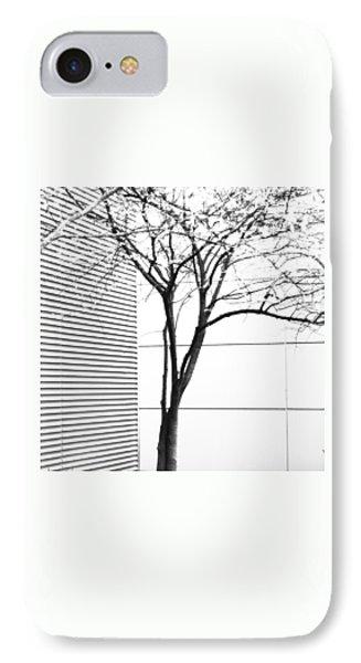 Tree Lines Phone Case by Darryl Dalton