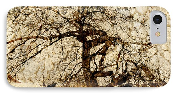 Tree Of Life  Phone Case by Ann Powell