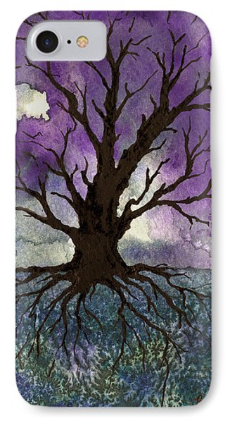 Tree Of Life IPhone Case by Brazen Edwards