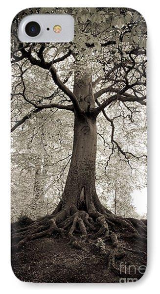 Tree Of Life Phone Case by Dominique De Leeuw