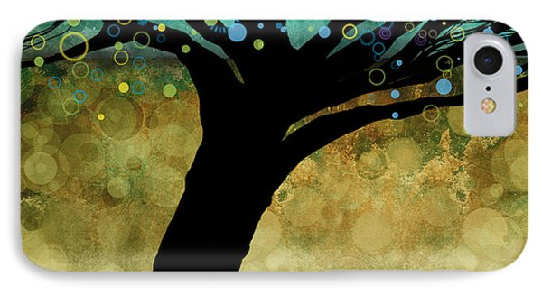Tree Of Life Two  Phone Case by Ann Powell