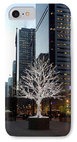 Tree Of Lights II IPhone Case