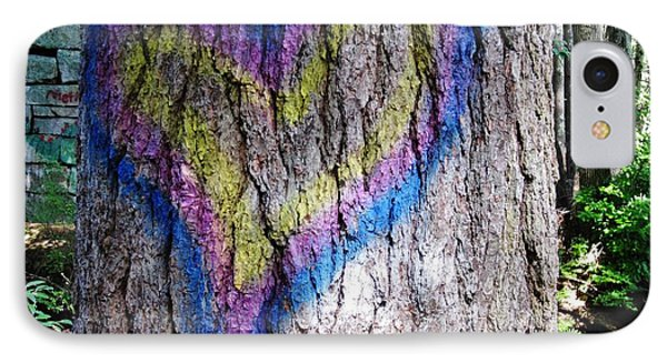 Tree Of Love IPhone Case