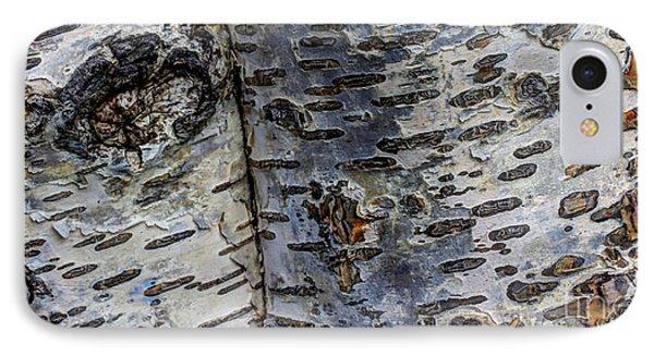 Tree People Phone Case by Heidi Smith