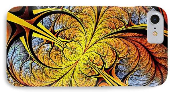 Tree Perspective Phone Case by Anastasiya Malakhova