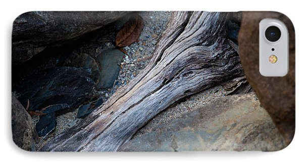 IPhone Case featuring the photograph Tree Root Anywhere by Carole Hinding