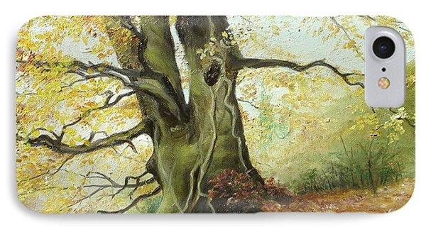 Tree Phone Case by Sorin Apostolescu