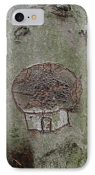 Tree Spirit IPhone Case by Robert Nickologianis